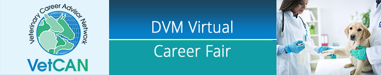 VetCAN DVM Virtual Career Fair