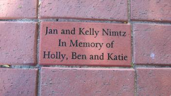 Jan and Kelly Nimtz, In Memory of Holly, Ben and Katie