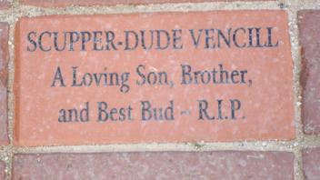 Scupper-Dude Vencill A Loving Son, Brother, and Best Bud ~ R.I.P.