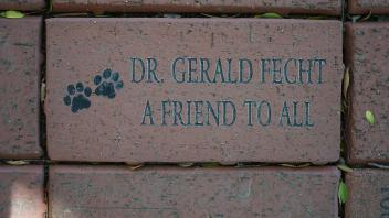 DR. GERALD FECHT  A FRIEND TO ALL