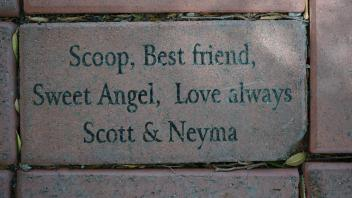 Scoop, Best friend, Sweet Angel, Love always  Scott & Neyma