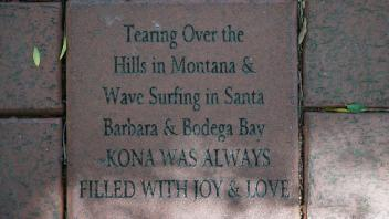 Tearing Over the Hills in Montana & Wave Surfing in Santa Barbara & Bodega Bay ~KONA WAS ALWAYS FILLED WITH JOY & LOVE