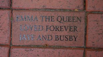 EMMA THE QUEEN LOVED FOREVER JAYE AND BUSBY