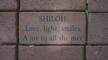 SHILOH Love, light, smiles A joy to all she met