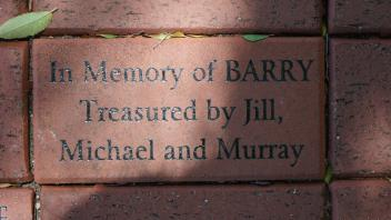 In Memory of BARRY Treasured by Jill, Michael and Murray