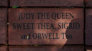JUDY THE QUEEN SWEET THEA, SIGRID and ORWELL Too