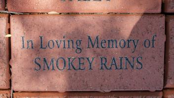 In Loving Memory of SMOKEY RAINS