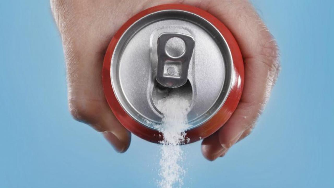 Sugar-sweetened beverages play a unique role in chronic health problems.