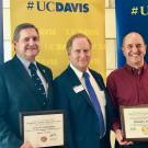 Two Veterinary Professors Named Academic Senate Award Winners